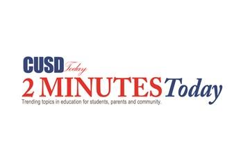 2 Minutes Today logo