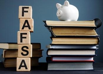FAFSA piggy banks