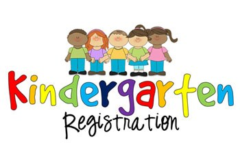 Kindergarten Registration clip art