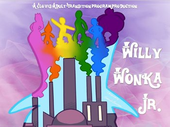 Willy Wonka Jr Poster