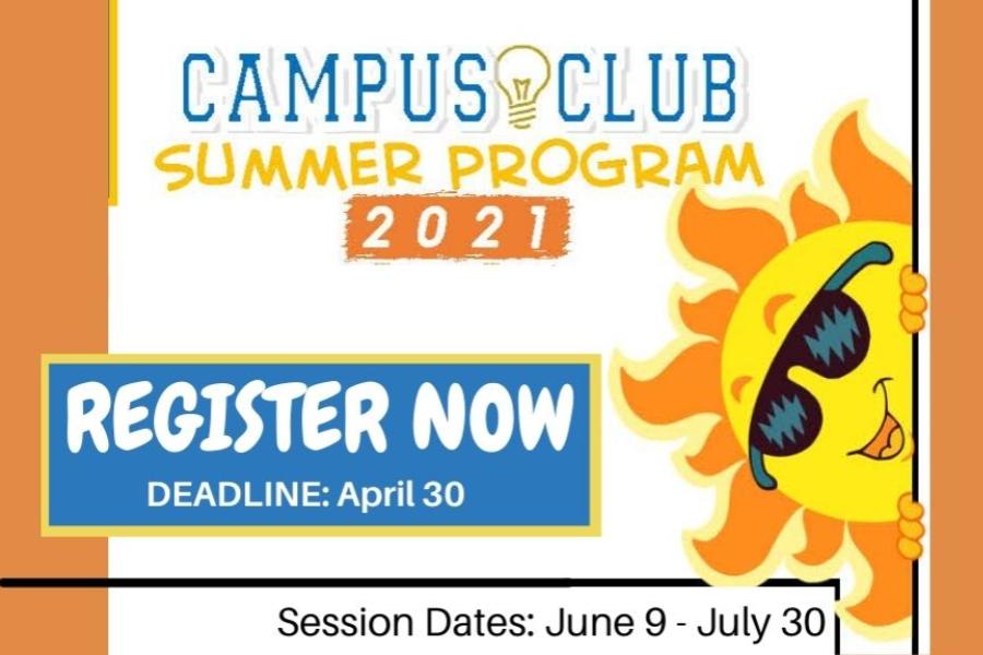Summer Campus Club 2021