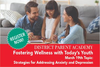 Register for Parent Academy