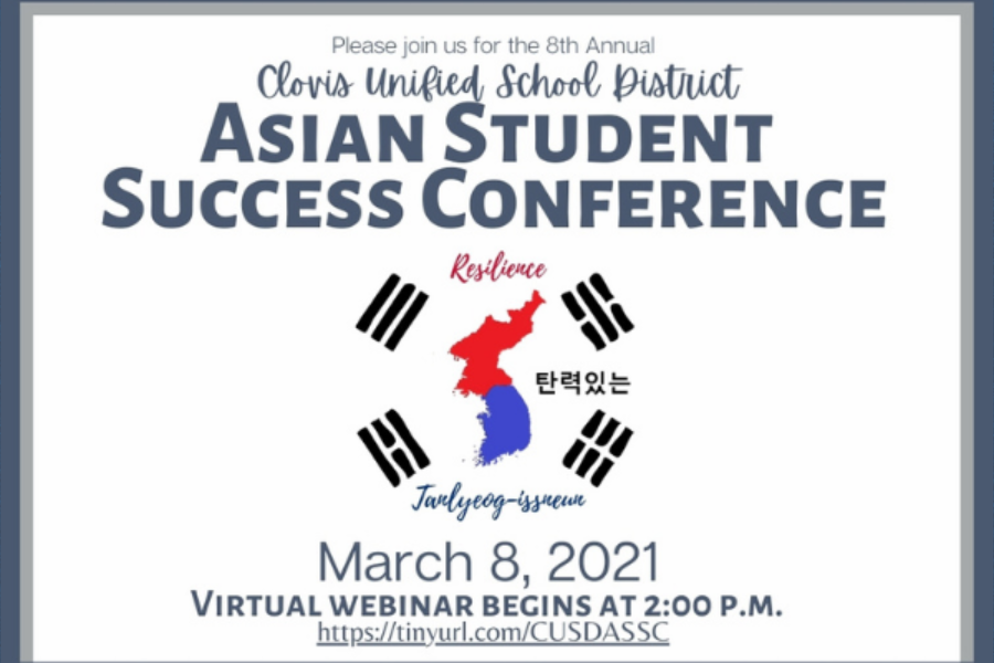 Asian Student Success Conference - March 8, 2021