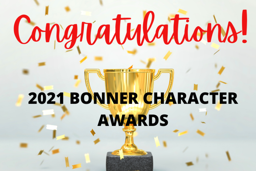 Bonner Character Awards