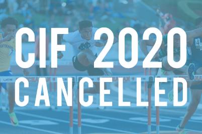 CIF 2020 Cancelled