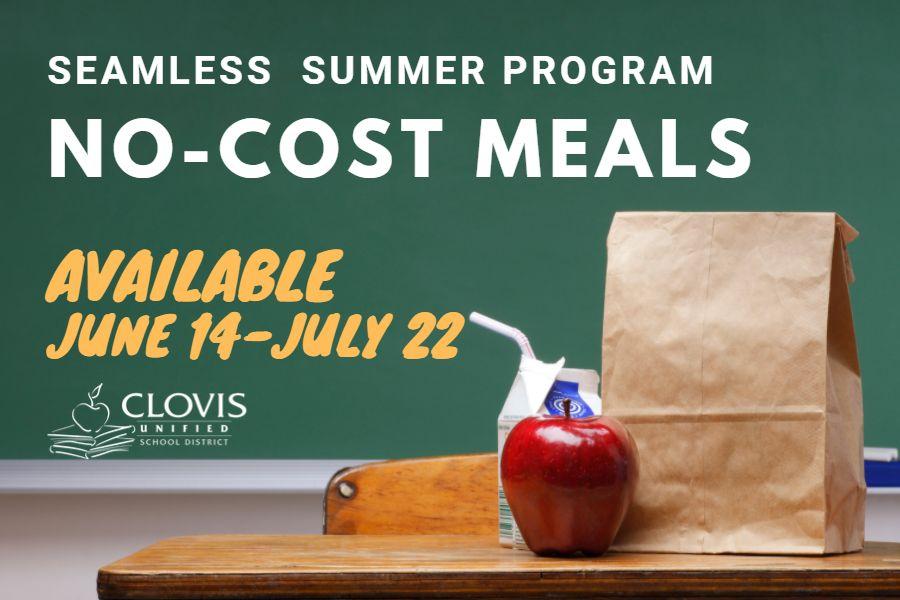 No-Cost Meals