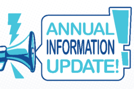 Annual Information Update July 17 - 31