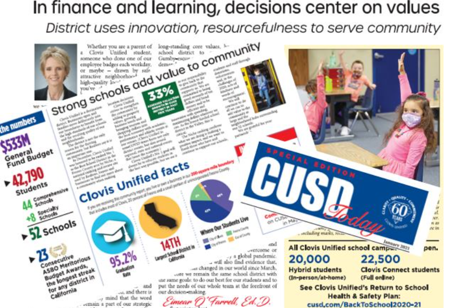 January edition of CUSD Today