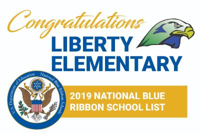 Liberty Elementary Congrats
