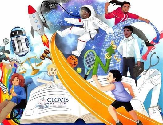 Winner:  Ivreese T., Clovis North High School