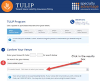 Step by step instructions for how to use the ASCIP TULIP Program