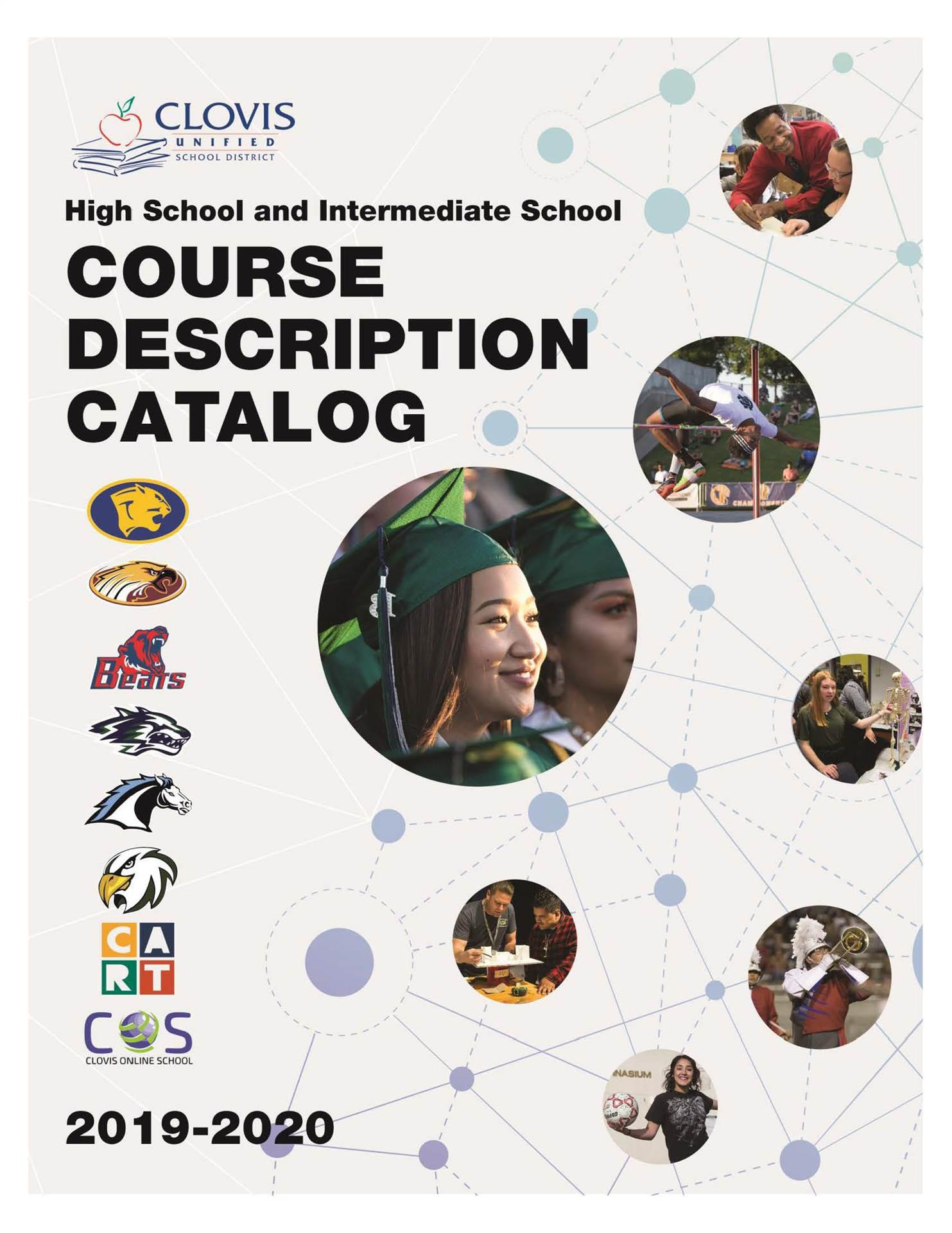 Course Catalog Cover