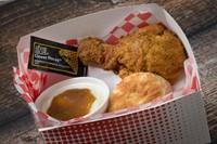 chicken drumstick lunch box