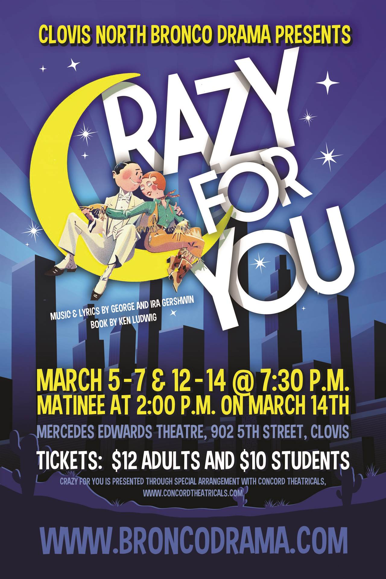 Clovis North HS Musical