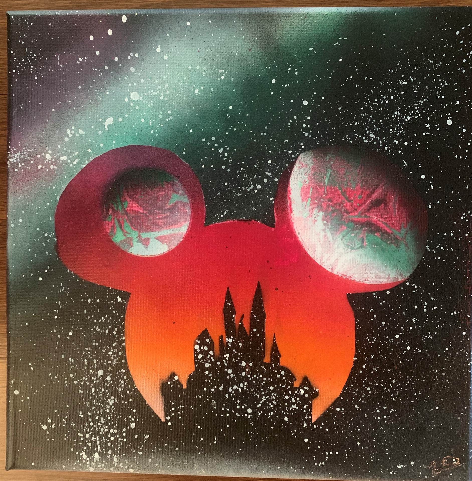 Disney Ears with Starscape