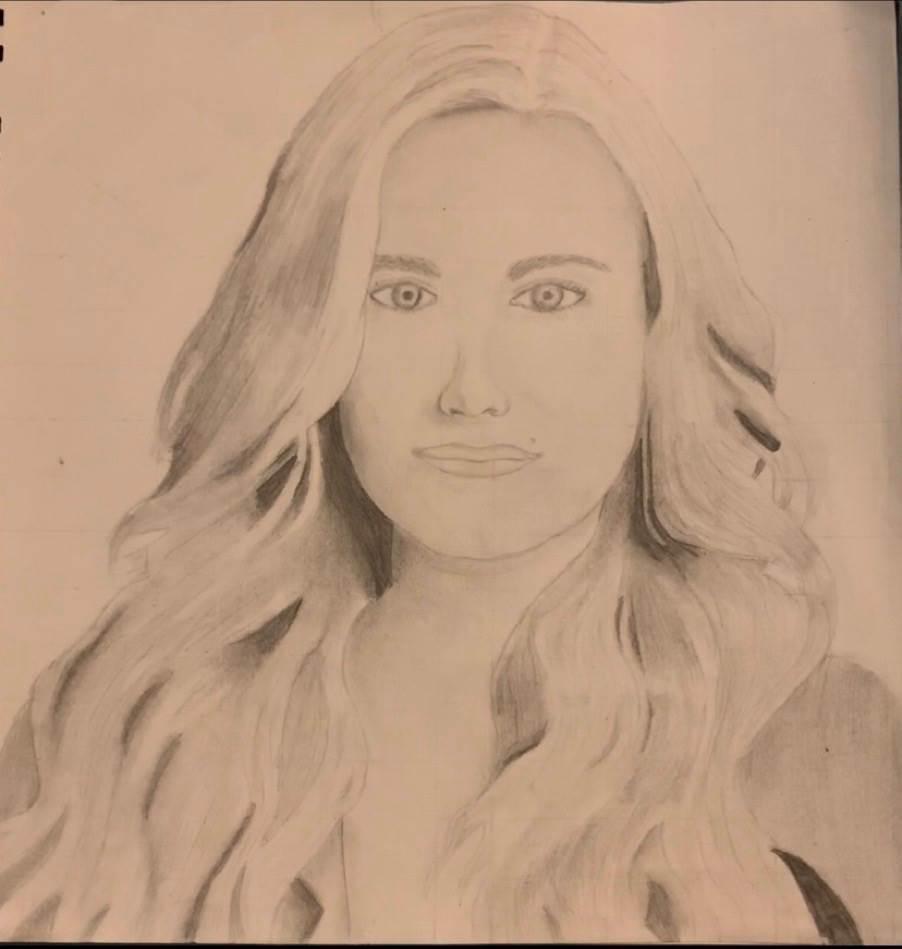 Eliza Taylor Portrait