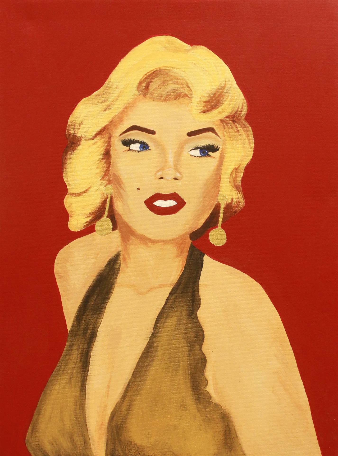 Marilyn Monroe Paiting