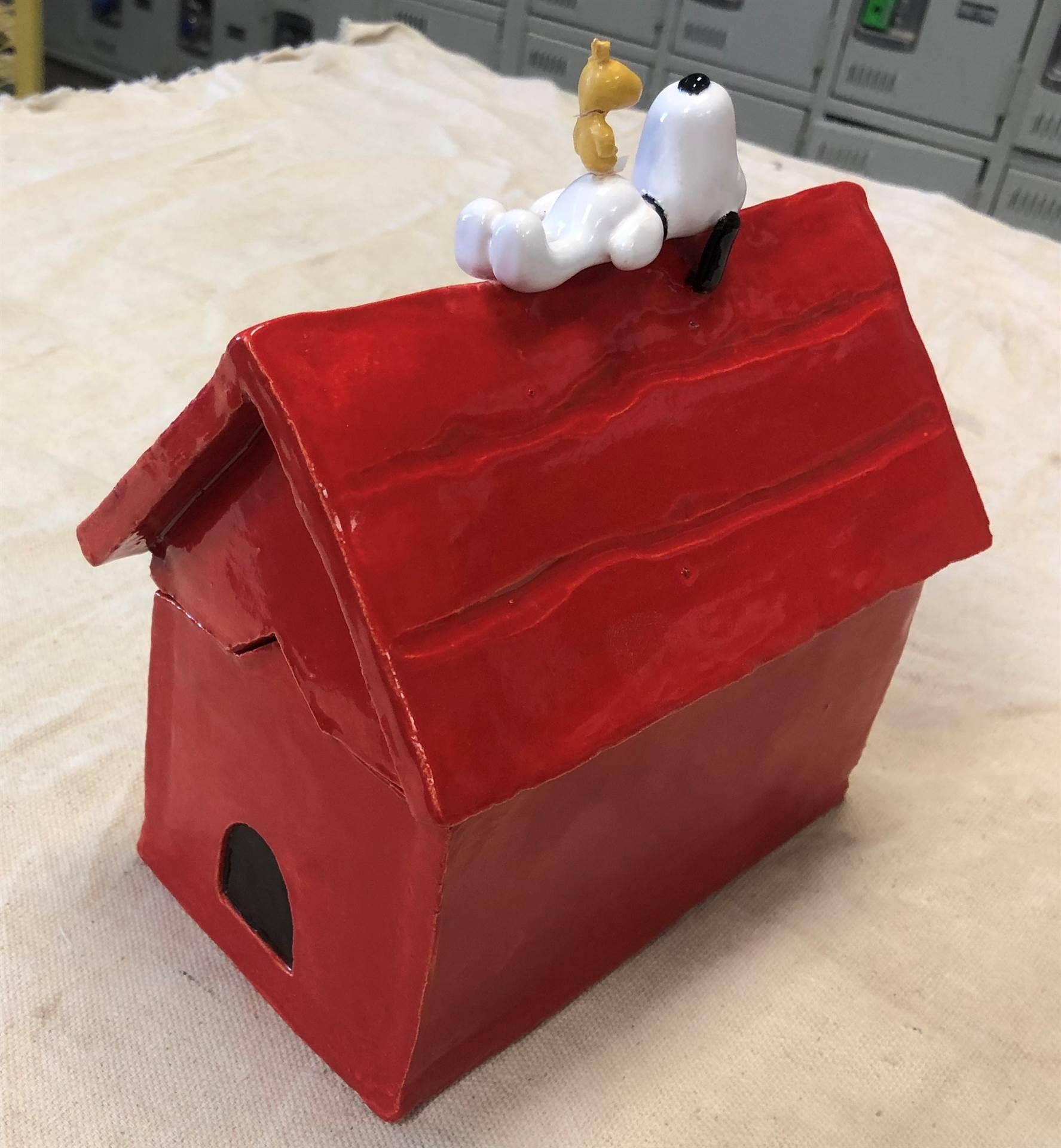 Snoopy - Ceramic