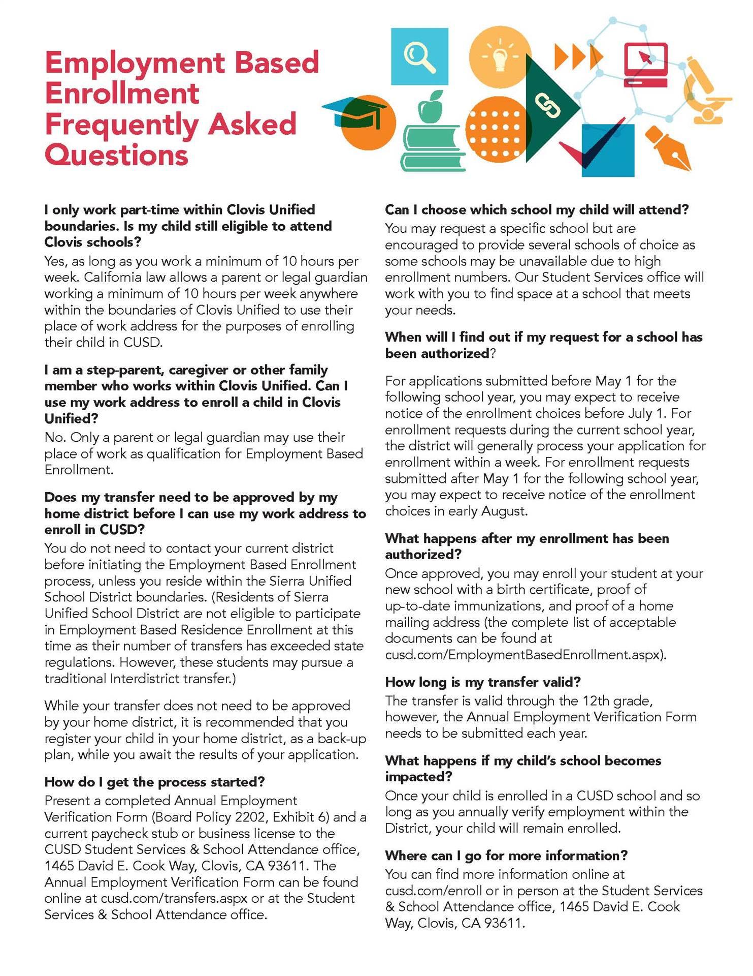 POW FAQs
