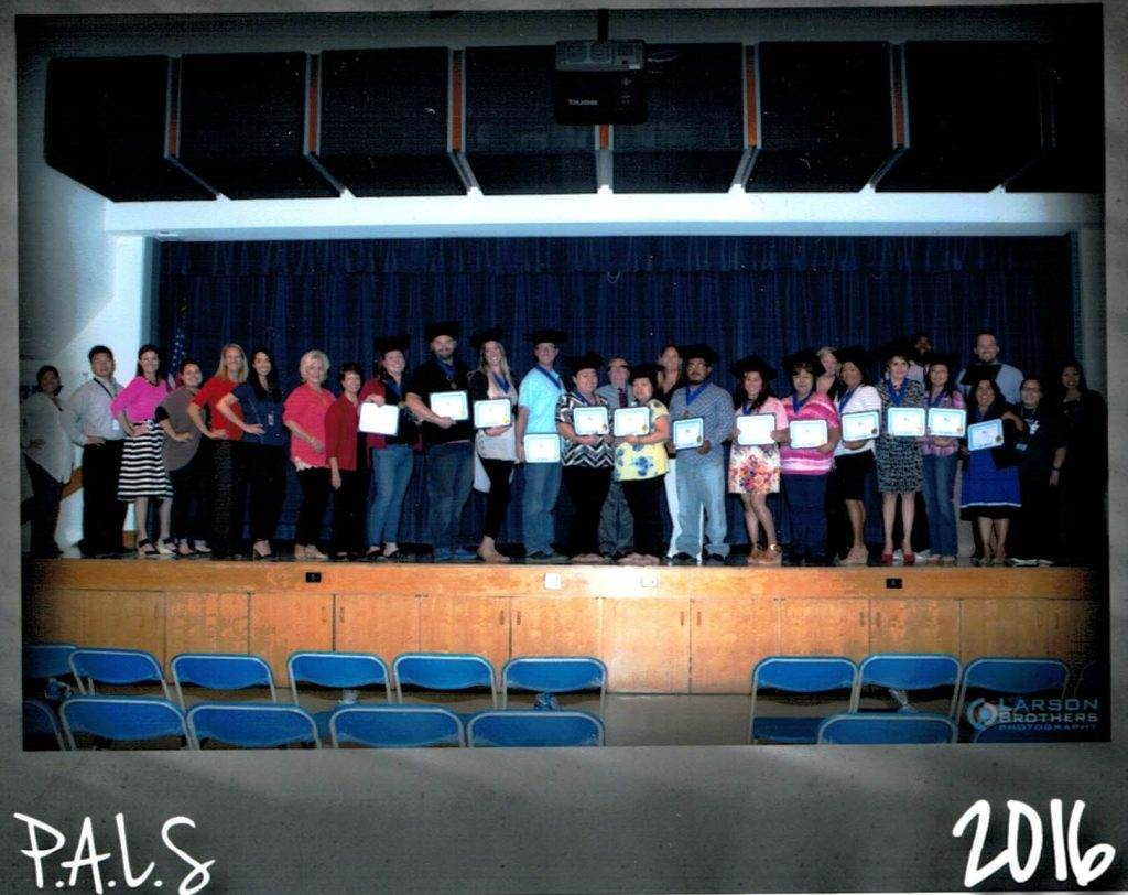 2016 Reyburn Parent Academy Graduation