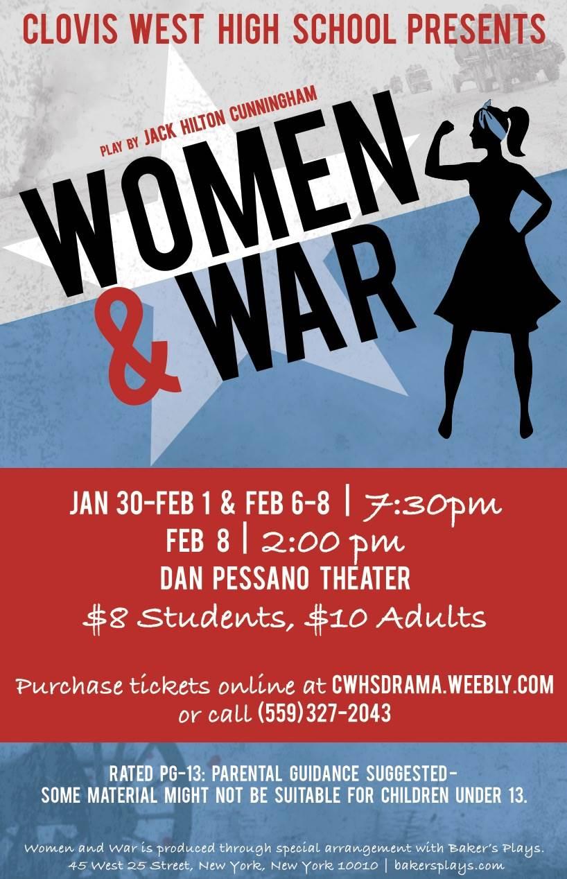 WOMEN and WAR - Clovis West HS