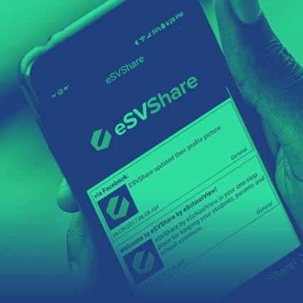 eSVShare app