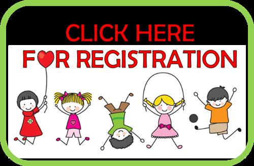 Registration button link