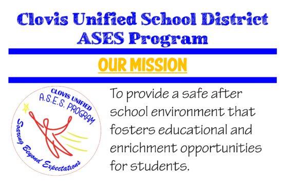 ASES Program logo