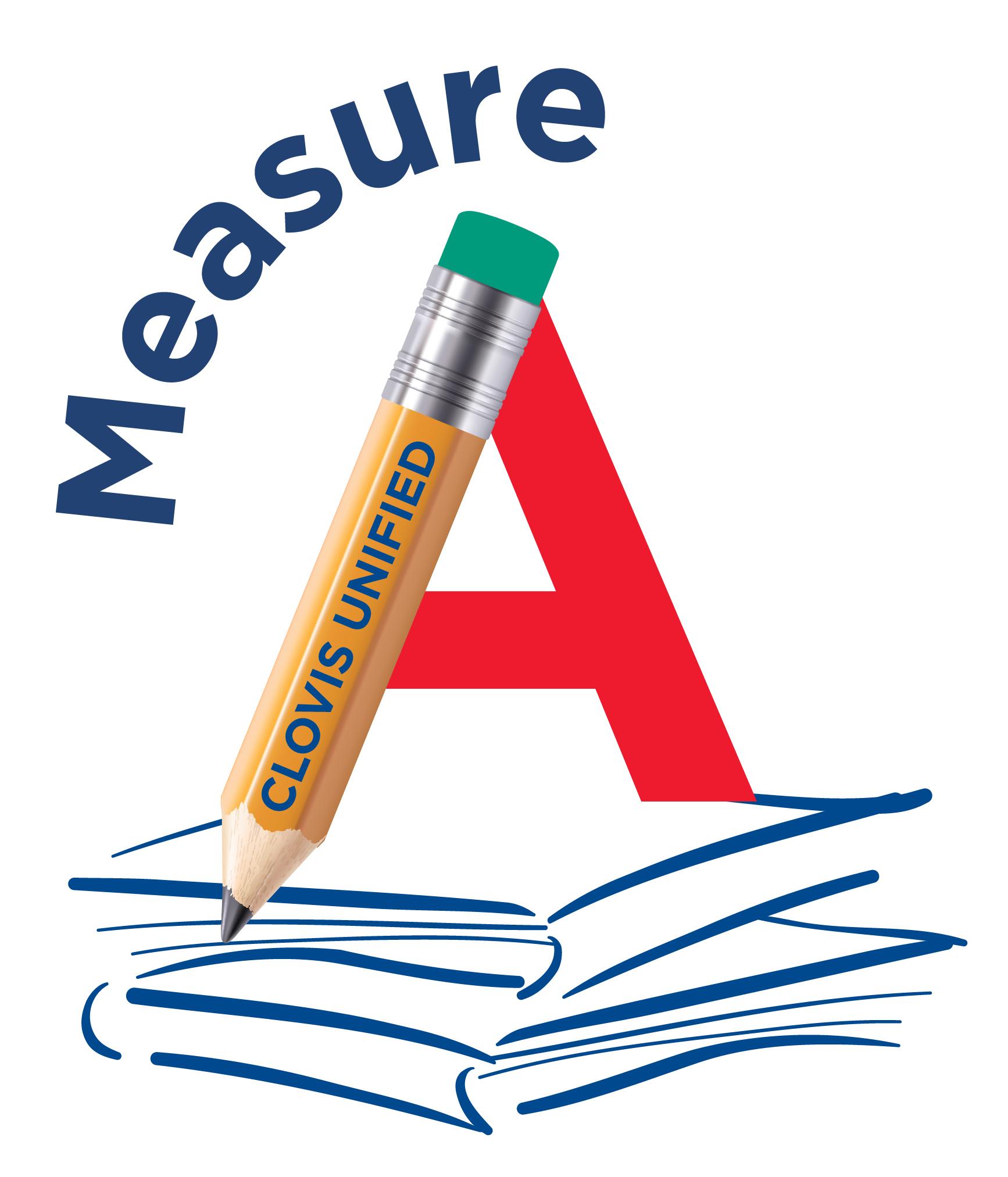 Measure A (Clovis Unified) Logo