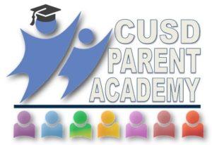 CUSD Parent Academy logo